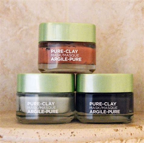 Loreal L Oreal Clay Masker l oreal clay mask review bay area fashionista