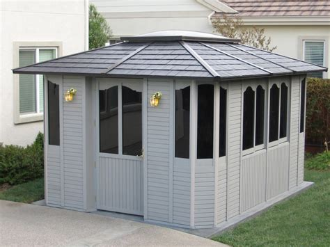 enclosed gazebo concept ideas enclosed gazebo design 17633