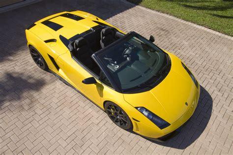 Heffner Lamborghini Gallardo 2008 Heffner Performance Lamborghini Gallardo Turbo