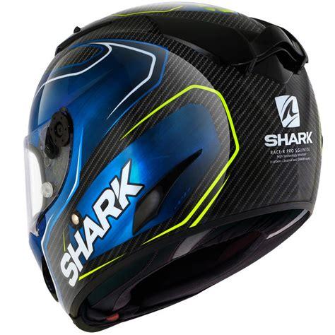 Helm Shark Race R Pro Guintoly Carbon shark race r pro carbon guintoli motorcycle helmet helmets ghostbikes