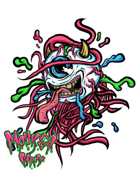 crazy eye by monkeyman artwork on deviantart