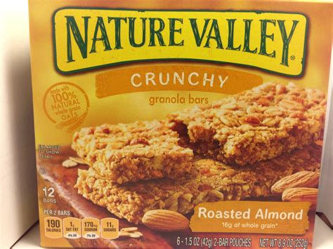 Nature Valley Detox food dude review nature valley crunchy roasted