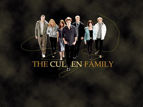 The Family by Thecullenfamily The Cullens Wallpaper 5590912 Fanpop