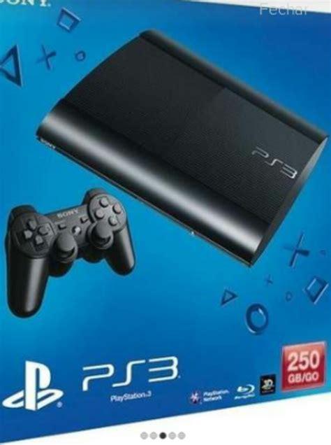 Playstation 3 Slim 250 Gb playstation 3 slim 250gb r 1 700 00 em mercado livre