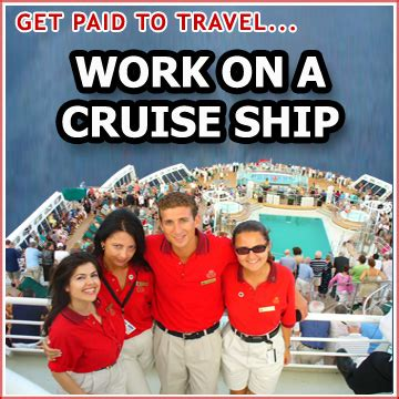 Can I Work On A Cruise Ship With A Criminal Record How To Get A On Board Cruise Ships Wandering Earl