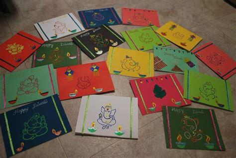 Handmade Diwali Greeting Cards - handmade diwali greeting cards diwali cards