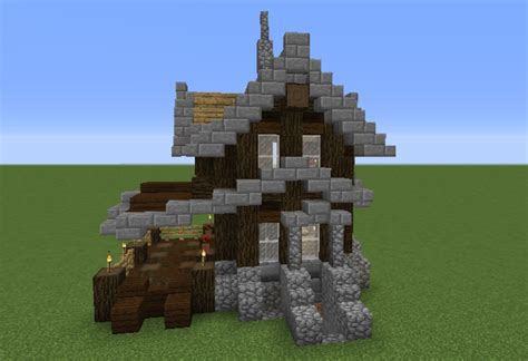 small house minecraft small survival house grabcraft your number