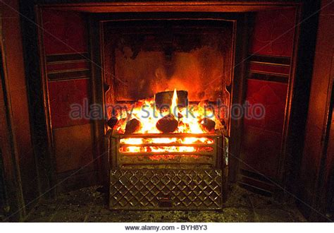 Burn Coal In Fireplace by Coal Grate Fireplace Stock Photos Coal Grate