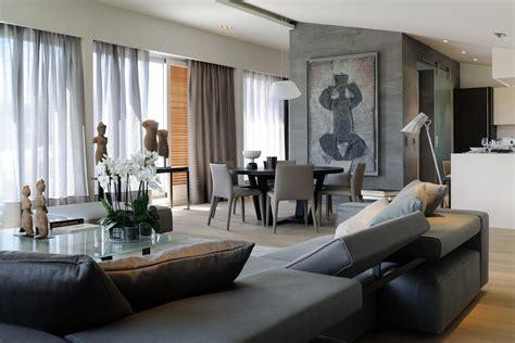 ambiance interieur penthouse lyon