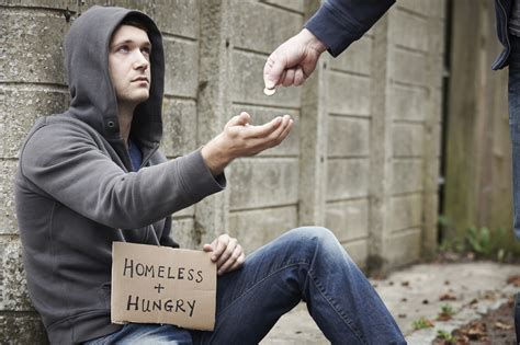 Where To Find Homeless Does A Handout To The Homeless Help Or Hurt Addiction Recovery