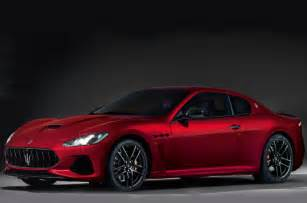 Next Generation Maserati Granturismo Updated Maserati Granturismo And Grancabrio Run At