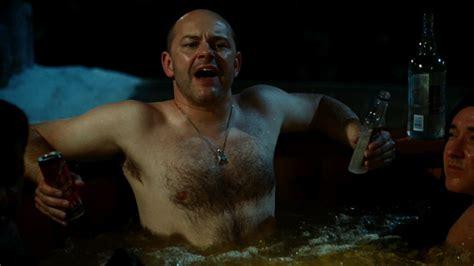 rob corddry shirtless  hot tub time machine squarehippiescom