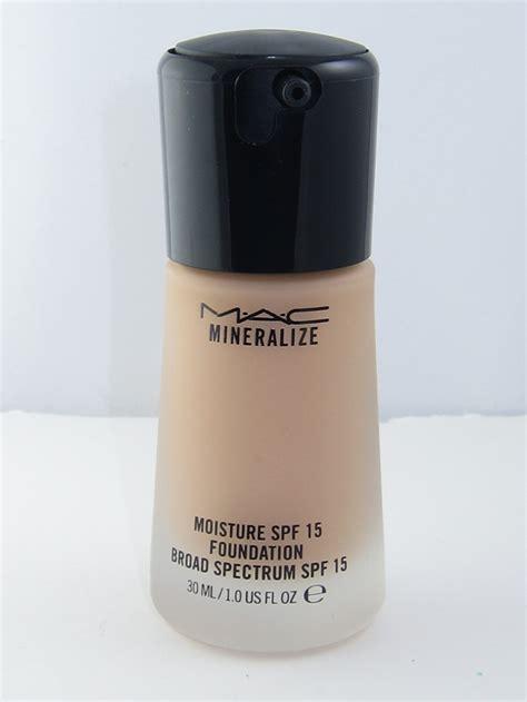 Mac Mineralize Foundation mac mineralize makeup mugeek vidalondon
