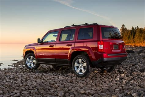 Jeep Patriot Dimensions 2014 Jeep Patriot Reviews Specs And Prices Cars