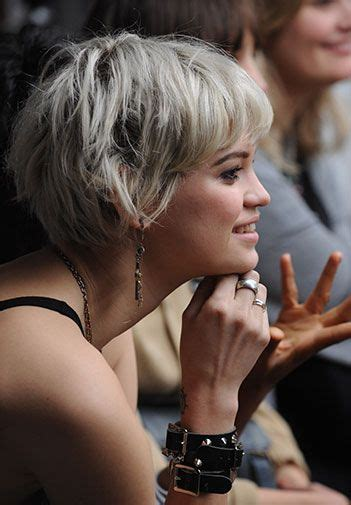 cross between a bob and pixie haircut pixie geldof the duchess and duchess of cambridge on