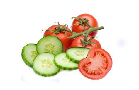 gambar buah timun  buah tomat tomat mitalom
