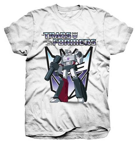 Megatron Tees Transformers hasbro s transformers megatron for only 163 11 76