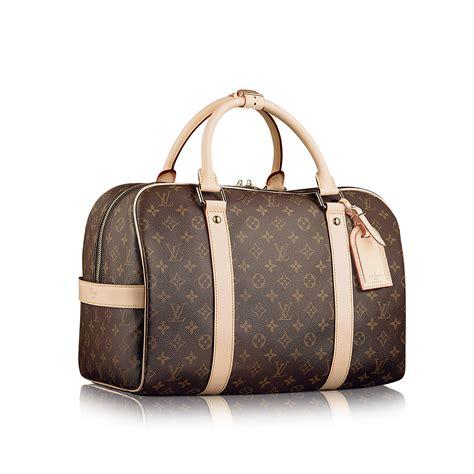 Koper Travel Bag Lv louis vuitton carryall monogram canvas travel m40074 pm2