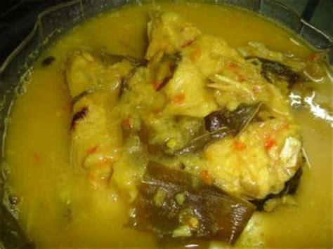 Minyak Ikan Patin resepi masak lemak tempoyak ikan patin