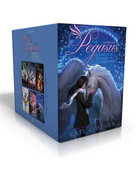 the end of olympus pegasus books the pegasus complete olympian collection book by kate o