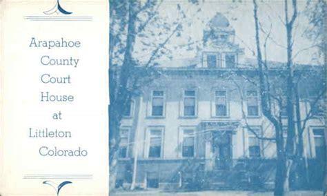 Arapahoe House Detox Littleton by Arapahoe County Court House Littleton Co