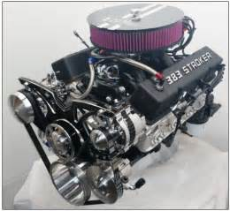 383 stroker 475 hp turn key engine
