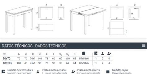 mesa de cocina extensible domino  cancio marmoles