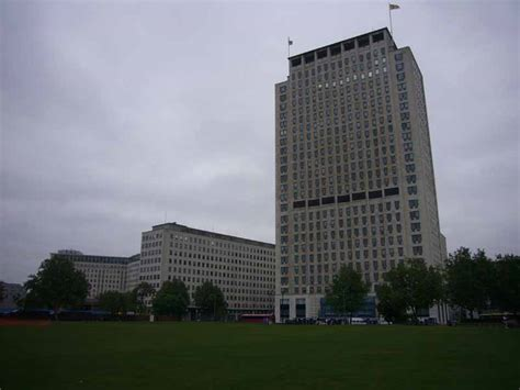 shell building london headquarters   architect