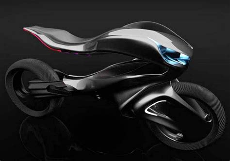 Wordlesstech Mercedes One Class Revenge Motorcycle