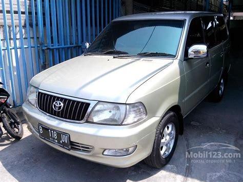 Shockbreaker Kijang Lgx 2003 Jual Mobil Toyota Kijang 2003 Lgx 1 8 Di Banten Manual Mpv