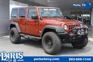 Copperhead Pearlcoat Jeep Wrangler 2012 Chevrolet Tahoe Was Sold To In Tx