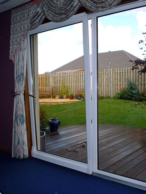 eight panoramic patio door