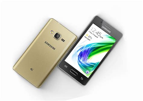 samsung z2 black 8gb with tizen os in electronics