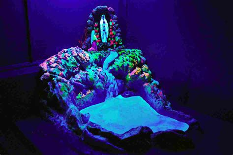 pictures of beautiful black light rooms fluorescent lighting 12 fluorescent black light is