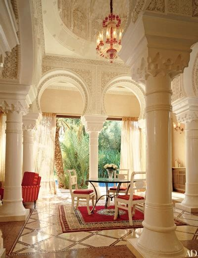 rooms   mediterranean style  architectural