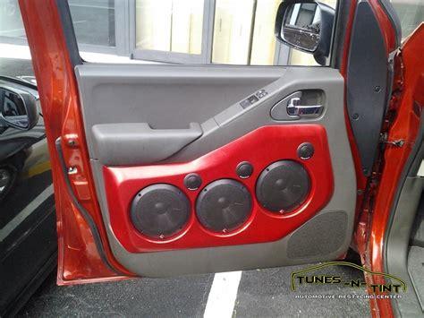 2015 nissan frontier custom 2009 nissan frontier custom door panels tunes n tint