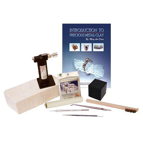 Silver Jewelry Clay Starter Kit Metal Clay Kits Delphi