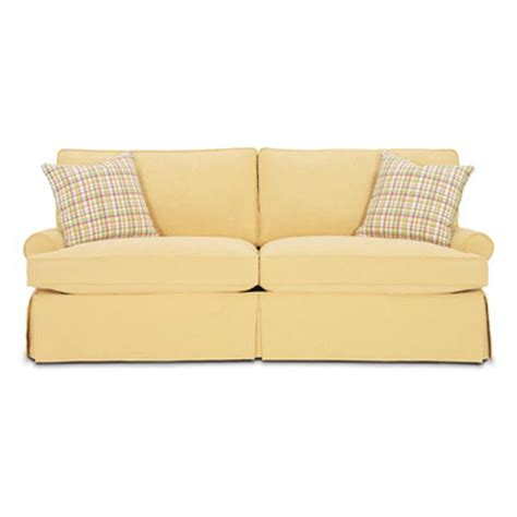 rowe h160 rowe slipcovered sofa hartford sofa discount