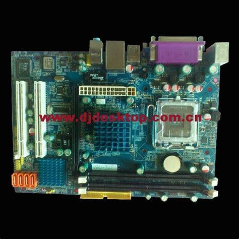 Mainboard G31 Socket 775 Computer Motherboard G31 Socket 775 Oem China