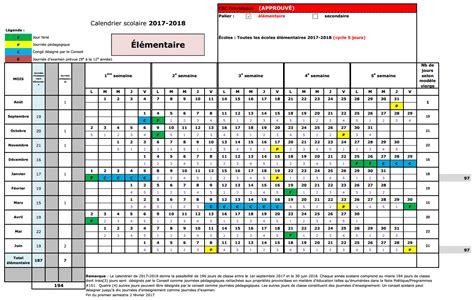 Calendrier Scolaire 2018 Algerie Calendrier Scolaire