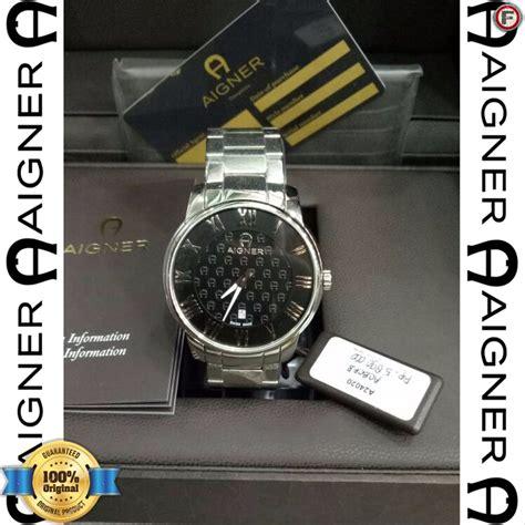 jual jam tangan pria original aigner   lapak