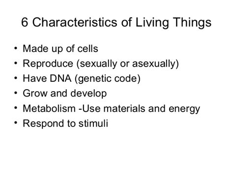 characteristics about biography characteristic of life