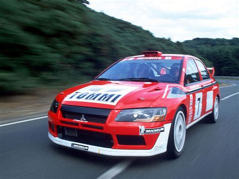 mitsubishi evolution 7 mitsubishi lancer evolution 7 all racing cars