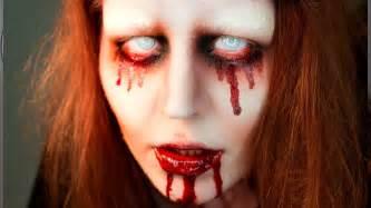 Bloody halloween makeup ideas magment