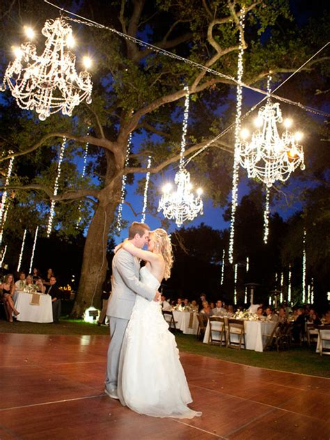 Chandeliers And Outdoor Weddings Part 2 Belle The Magazine Outdoor Lighting For Weddings