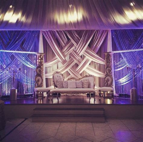 Reception Inspiration. For Indian Wedding Decorations in