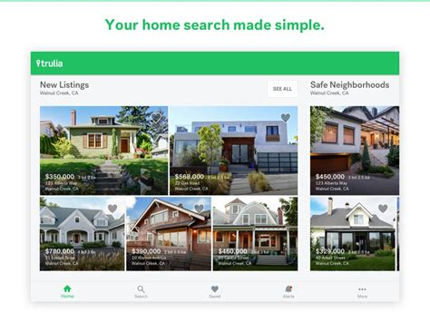 home design app undo trulia real estate rentals android apps on google play