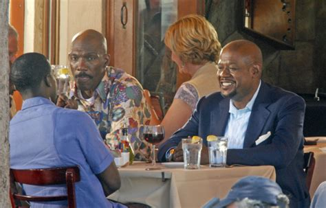 forest whitaker wedding movie forest whitaker films a scene for quot family wedding quot zimbio