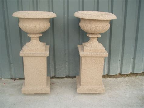 Pedestal Flower Pot garden pots compare great collections in ireland trees plants pots adverts ie