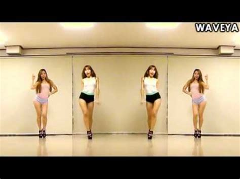 tutorial dance sistar loving u waveya sistar 씨스타 loving u 러빙유 dance cover youtube